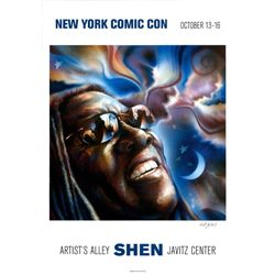 Clarence Clemons Friend of Mine New York Comic Con