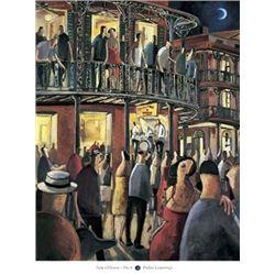 Didier Lourenco New Orleans- Do It Art Print