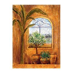Suzie Vuong Art Print Window in the Tropics I