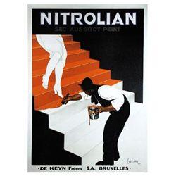 Leonetto Cappiello Vintage Advertising Nitrolian Print