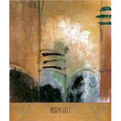 Jennifer Hollack Art Print Missing Key I