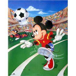 Walt Disney Mickey Mouse: Soccer