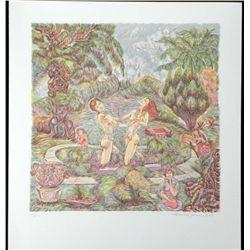 Rochelle Steiner Signed Art Print Everything Speaks