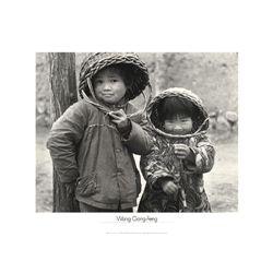 Wang Gang-Feng Photo Print An Hui Province, China 1983