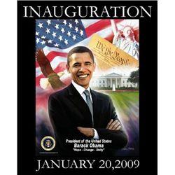Wishum Gregory : Obama / Hope, Change, Unity