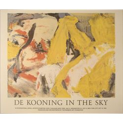 Willem De Kooning : In the Sky Art Print