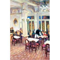 Berc Art Print Memories of Paris