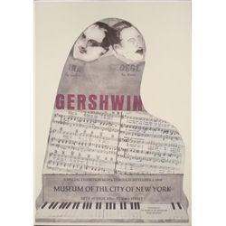 Larry Rivers : Gershwin Brothers Art Print