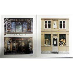 2 Ray Hartl Photo Art Prints Paul, Doll House France
