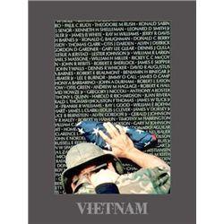 Peter Marlow Vietnam Memorial Wall Poster Print