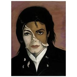 Laurie Cooper : The Man in the Mirror -Michael Jackson