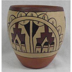 Jemez Polychrome Jar by G. Baca