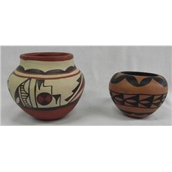 Jemez Jars by Felipita Waquiu & Frances Waqur
