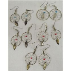 Collection of Dream Catcher Earrings