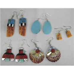 Collection of Santa Domingo Earrings