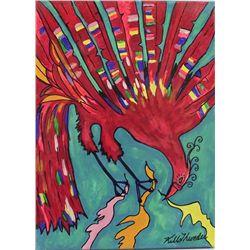 Original ''Thunderbird'' by Kills Thunder