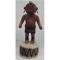 Hopi Mudhead Kachina by Jason Curley