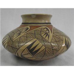 Hopi Polychrome Jar by Vernida Polacca Nampeyo