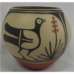 Santo Domingo Jar by Arthur & Hilda Coriz