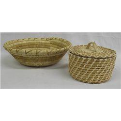 Tohono O'odham Woven Baskets