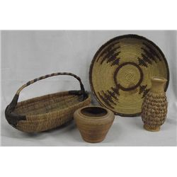 Native American & Tribal Baskets