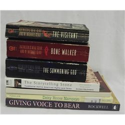 Seven Books of Native American Indian Interest