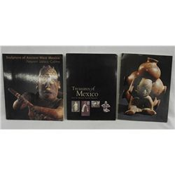 Softback Mexican Art Reference Books