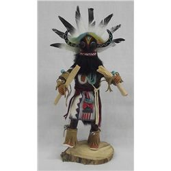 2004 Navajo Broad Face Kachina