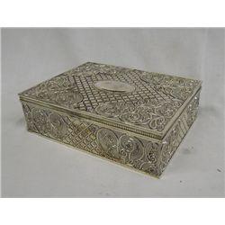 Godinger Silverplate Jewelry Box