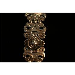 Taxco Style Silver Bracelet,