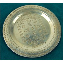 Fred Harvey Silver Dish