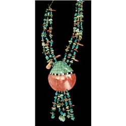 Santo Domingo Necklace - Donald Crespin
