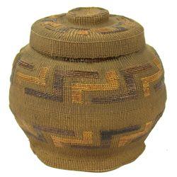 Haida Basket