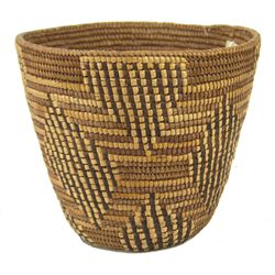 Cowlitz Basket - Mary Kiona