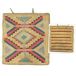 Nez Perce Cornhusk Purse