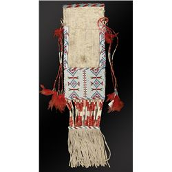 Sioux Beaded Pipebag