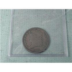 1832 Half Cent Classic Head - High Grade, Sealed