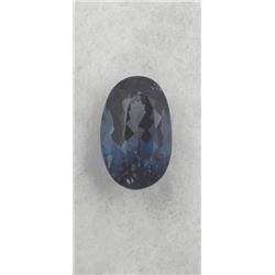 GORGEOUS 2.70 CT NATURAL LONDON BLUE TOPAZ CENTER STONE