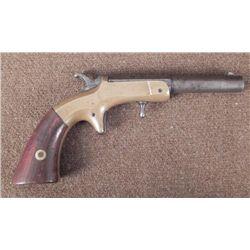 Frank Wesson Civil War 6 Inch Pistol Gun 1859