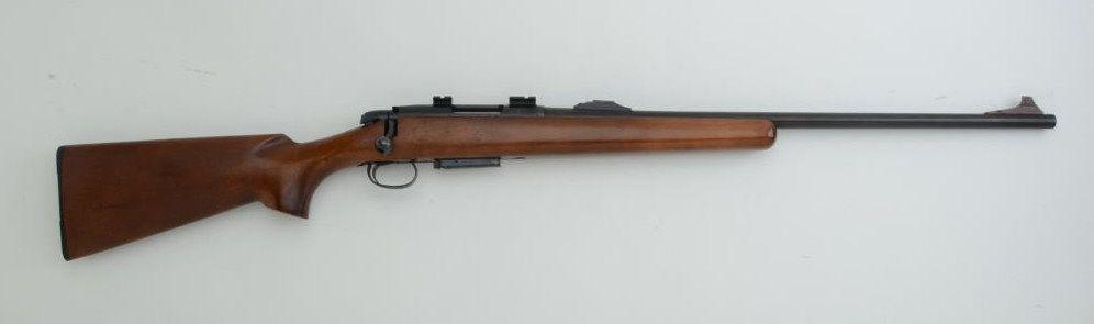 "Remington Model 788 bolt action magazine fed rifle,  22-250 Rem  cal , 24""  round barrel, blue finish"