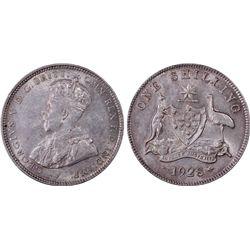 1928(m) Shilling PCGS AU55