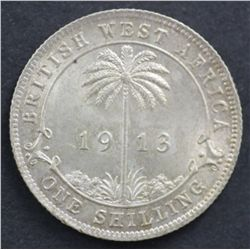 British West Africa Shilling 1913