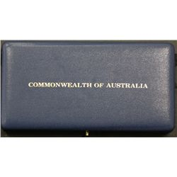1966 Australian Proof Set Box Only