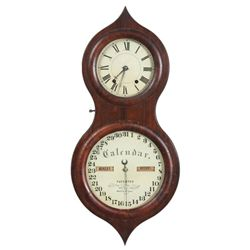 Seth Thomas Office Calendar No. 3 Clock