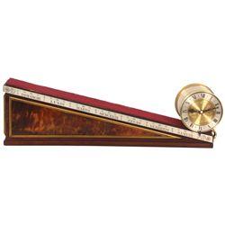 E. Gubelin Inclined Plane Clock