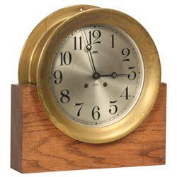 8 in. Chelsea Ships Bell Clock