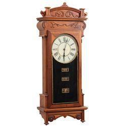 Waterbury Peoria Calendar Wall Clock