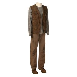 Gale Hawthorne District 12 Costume from The Hunger Games