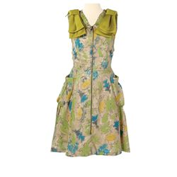 Capitol Citizen Floral Dress from The Hunger Games