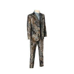 Claudius Templesmith Suit from The Hunger Games